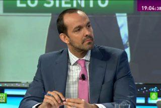 El exmarido de Begoña Villacís no descarta una futura reconciliación con la vicealcaldesa de Madrid