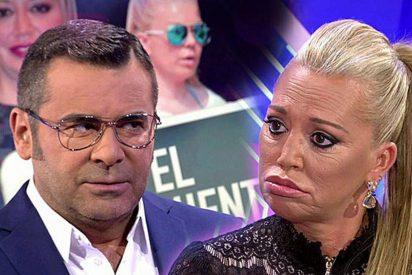 El aplaudido discurso de Belén Esteban contra Sánchez termina con J.J. Vázquez de morros y largándose del plató
