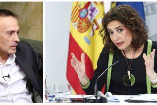 """Luis Ventoso sobre María Jesús Montero: """"¿Cómo puede aspirar a gobernar cuando ni siquiera sabe hablar?"""""""