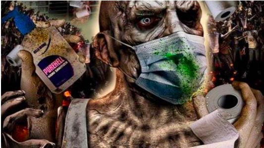 "Laureano Benitez Grande-Caballero: ""Zombies rigurosamente vigilados: Ostre sledovane blaky"""