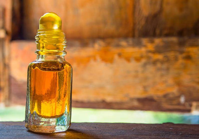 aceite de alcanfor