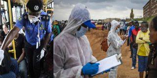 El coronavirus acelera en su paso porÁfrica superando los 200.000 contagios y 2.600 muertes