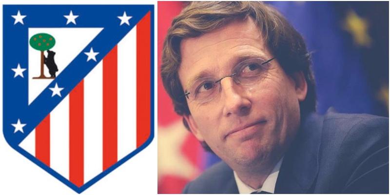 La frase muy del Atleti que el alcalde de Madrid grabó en la lápida de su madre