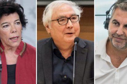 Alsina se burla sin piedad del Gobierno por los dislates de sus ministros bromistas