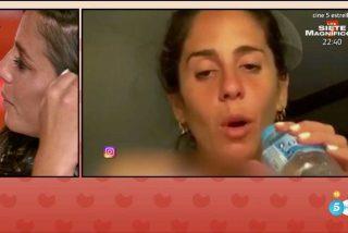 'Sálvame' destroza a Anabel Pantoja para ganar audiencia: sacan su vídeo borracha e insultando a su novio