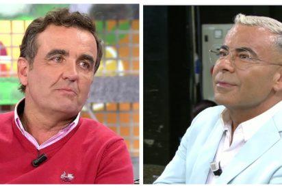 """Antonio Montero pone en su sitio al 'dictador' Jorge Javier Vázquez: """"¡El fascista eres tú!"""""""