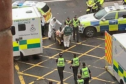 Glasgow: ataque con cuchillo en el centro de la ciudad
