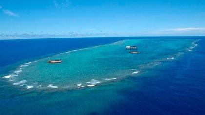 Okinotorishima: Por qué Japón ha invertidomás de 600 millones de dólares en un pequeño atolón y qué lo relaciona con España