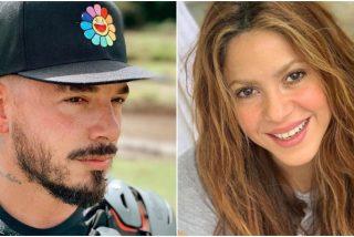 La burla de J Balvin a Shakira que ha desatado la furia de todo un continente (y de Maluma)
