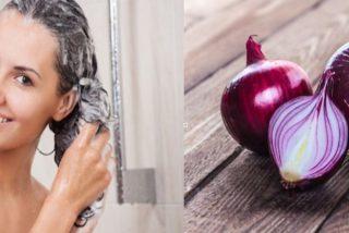 Beneficios del los champús de cebolla