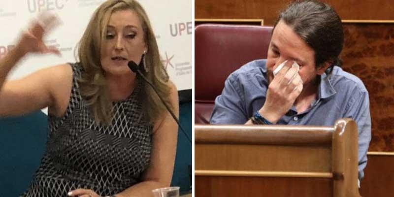 Escolar y Beni ponen el contador de la credibilidad a cero: la cloaca de Podemos recomienda sus soflamas