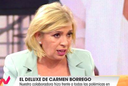 El día que Carmen Borrego perdió su dignidad para siempre: Así ha sido el hundimiento definitivo de las Campos