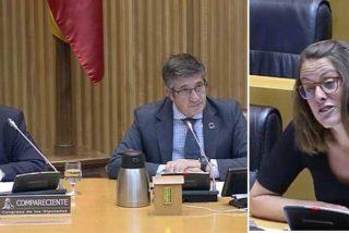 """Una frívola portavoz de la CUP se aprovecha de la Comisión de Reconstrucción para reprochar a Borrell """"la represión"""" en Cataluña"""