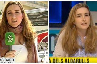 La 'pequeña Rahola' cabrea a las huestes golpistas de Puigdemont por sus críticas a Quim Torra