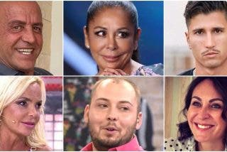 Las 5 parejas que Vasile debería llamar ya para meter a capón en 'La casa fuerte' y reflotar Mediaset
