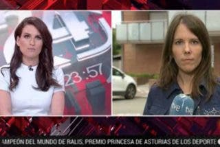La 'catalanización' de TVE es imparable: una reportera hace una crónica en catalán en plena emisión nacional