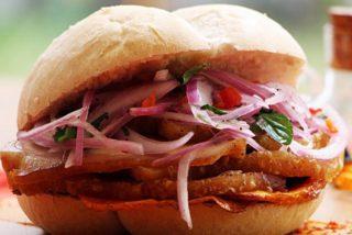 Pan con chicharrón: El chef Edwin Castro nos comparte la receta del bocadillo más famoso de Perú
