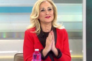 La encerrona de 'Ya es mediodía' termina con un golpe certero de Cristina Cifuentes a Sonsoles Ónega