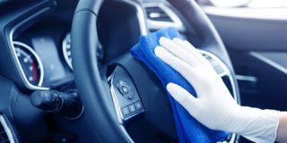 Guía para desinfectar a fondo tu coche en tiempos del coronavirus