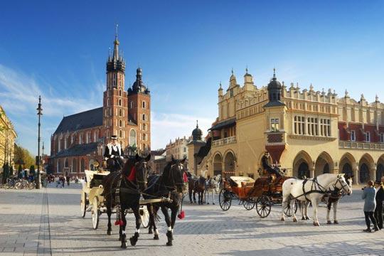 Cracovia se prepara para la nueva normalidad en el sector de eventos
