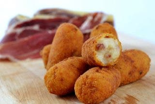 Croquetas de jamón: ¡Crujientes y jugosas!