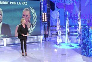 """La 'cumbre por la paz' de Sálvame es un polvorín: """"Me sentí humillada por Jorge Javier"""""""