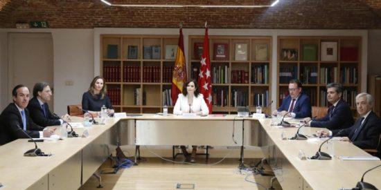 Díaz Ayuso anuncia un Plan estratégico a dos años para dinamizar el sector de la hostelería