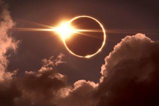 El solsticio de verano 2020 comienza con unespectacular eclipse anular 'anillo de fuego', ¿se podrá ver desde España?
