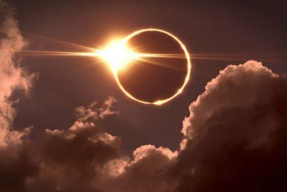 Un gran eclipse anular de sol se podrá observar el próximo 10 de junio