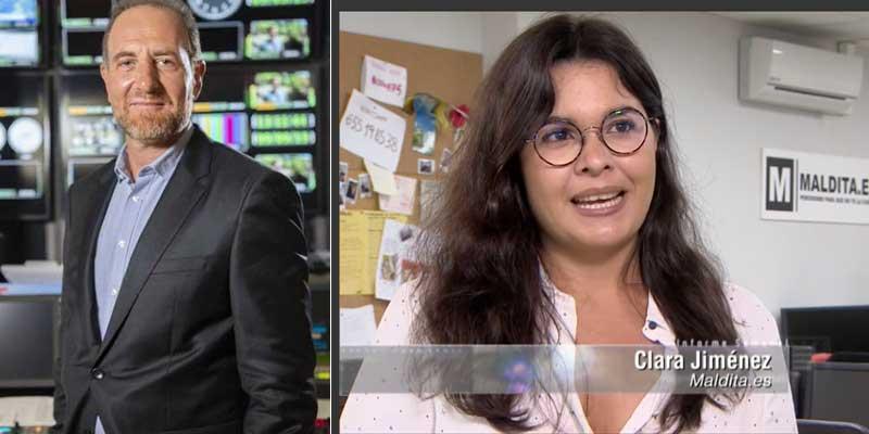 'Informe Semanal' (TVE) 'pasa' de la verificadora Ana Pastor (Newtral) en su reportaje sobre la 'Bulopandemia'