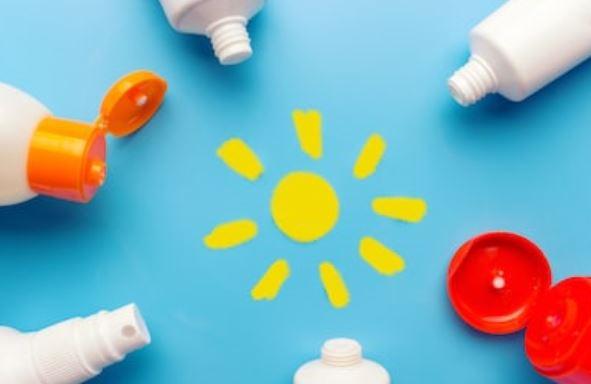 Errores al usar protector solar