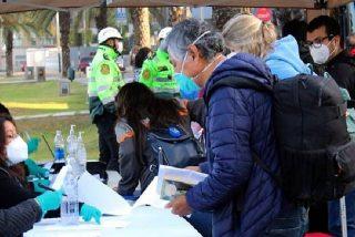 Más de 300 turistas españoles varados en Perú fueron repatriados a Madrid