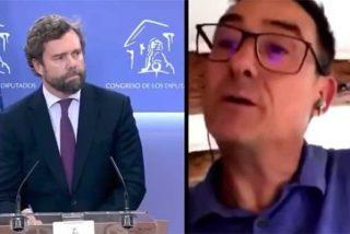 Espinosa de los Monteros le mete un corte de espanto a un periodista de la SER que le afeó que VOX redondee su número de votantes