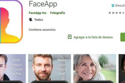 Los desconocidos usos maliciosos del reconocimiento facial de 'FaceApp'