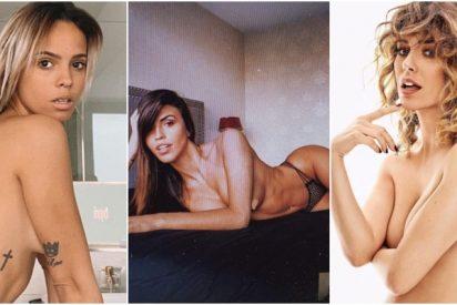 Gloria Camila, Blanca Suárez o Sofía Suescun: los 8 posados veraniegos más 'hot' de las famosas
