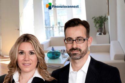 Iván García Berjano y Silvia Cóbreces de FINANZIACONNECT.COM