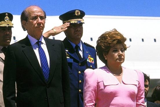 Mitzy Capriles de Ledezma: Doña Blanca