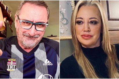 """Carlos Herrera desvela que """"está trabajando"""" en el fichaje de Belén Esteban para COPE"""
