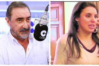 Carlos Herrera hunde a Irene Montero: