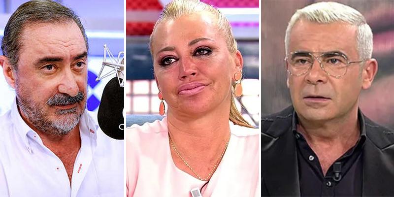 El formidable caos que supondría que Belén Esteban abandonara Sálvame para fichar por Carlos Herrera
