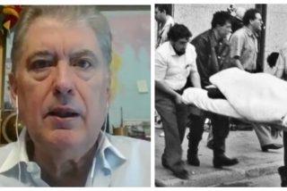 """Xavier Horcajo recuerda la masacre de la ETA en Hipercor: """"El Estado fue tremendamente injusto con las víctimas"""""""