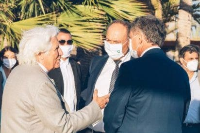 150 agentes de viajes alemanes llegan a Fuerteventura para experimentar las medidas de seguridad