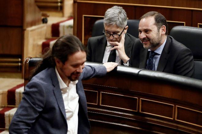 Golpe judicial a Ábalos y a Pablo Iglesias: un testigo de la Fiscalía y del FBI los relaciona con narcotráfico