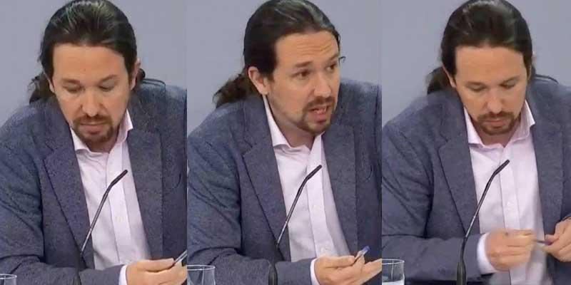 """Iglesias quiere acabar con los molestos informes de la Guardia Civil y para ello reconoce que planea """"desmilitarizarla"""""""
