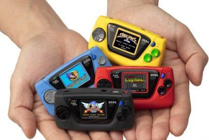 Sega 'resucita' la mítica consola portátil Game Gear