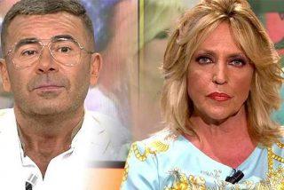 Telecinco ya no será lo que era: Lydia Lozano destapa toda la basura de Jorge Javier Vázquez en 'Sálvame'