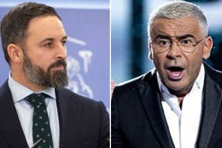 "Santiago Abascal sacude un zasca en la boca a 'Kim Jong' Vázquez: ""No te lo vamos a permitir, millonario progre"""