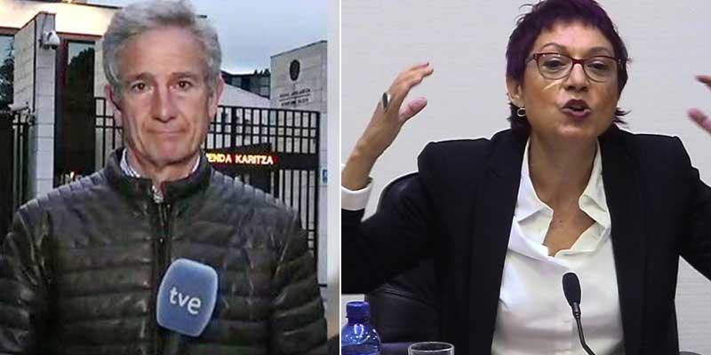 """El ex jefe de Internacional de TVE le saca los colores a una corresponsal anti-Trump: """"Montabas broncas porque no querías madrugar"""""""