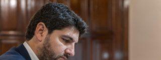 """Entrevista a Fernando López Miras: """"Me preocupa la falta de controles sanitarios en Barajas y la incapacidad del Gobierno"""""""