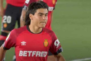 Luka Romero, el adolescente que 'Liga': así es el futbolista más joven en debutar en nuestro campeonato
